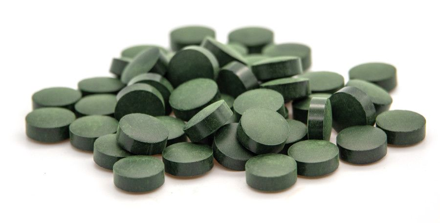 Chlorella Advance tabletky