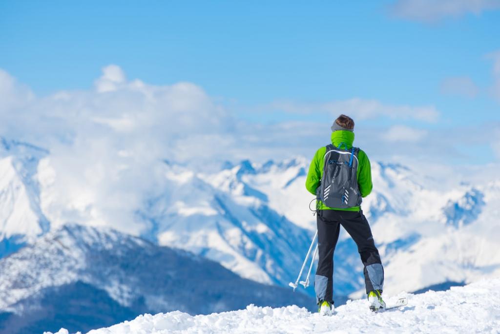 lyžovanie na Slovensku - zimné športy