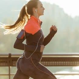 Kardio cvičenie, tréning, beh