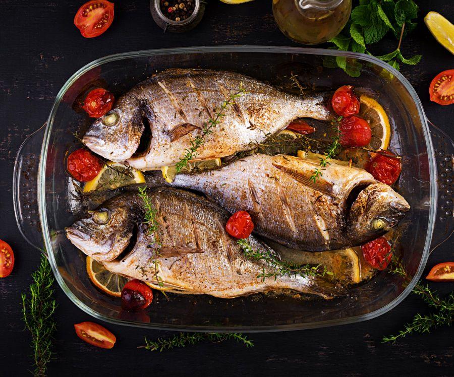 Ryby - Zdravá strava pre zdravé srdce