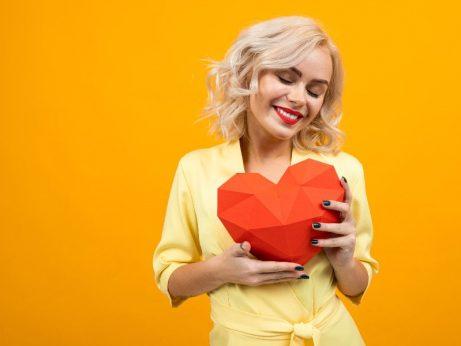Zdravé srdce, ilustračné foto