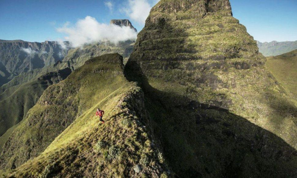 Beh trail v horách