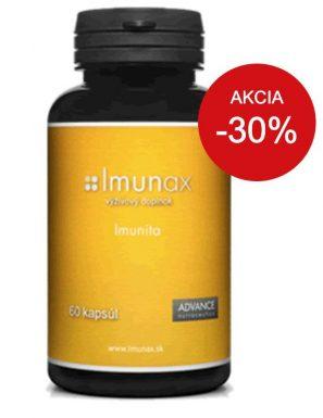 Imunax pre imunitný systém, zľava - 30% (Foto k článku Recepty na imunitu)